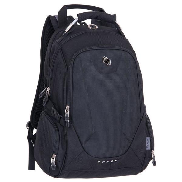 Pulse studentský batoh na laptop Track černý 796124a25a