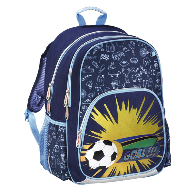 HAMA Školní batoh pro prvňáčky bf673ac16d