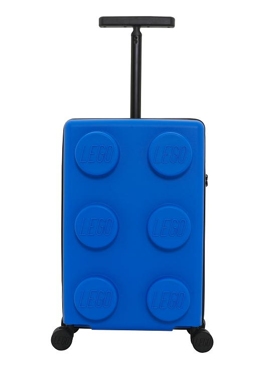 "LEGO Luggage Signature 20"" - Modrý"