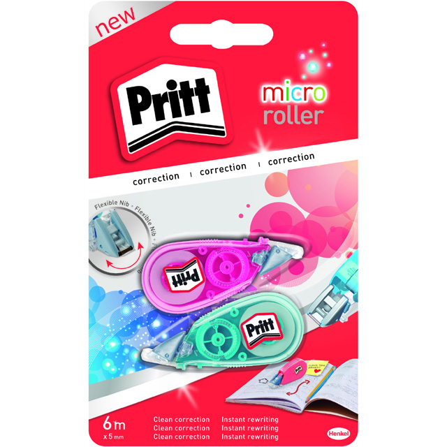 Pritt MicroRolly korekční roller 5 mm