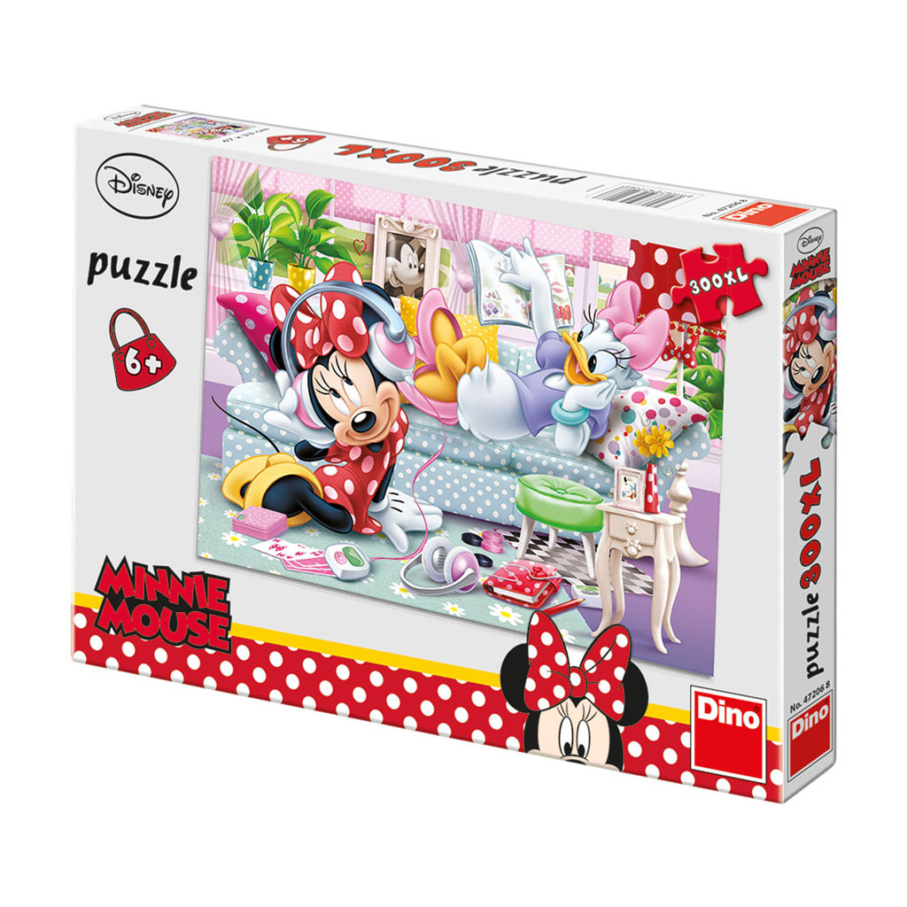 Pohoda u Minnie 300 xl puzzle