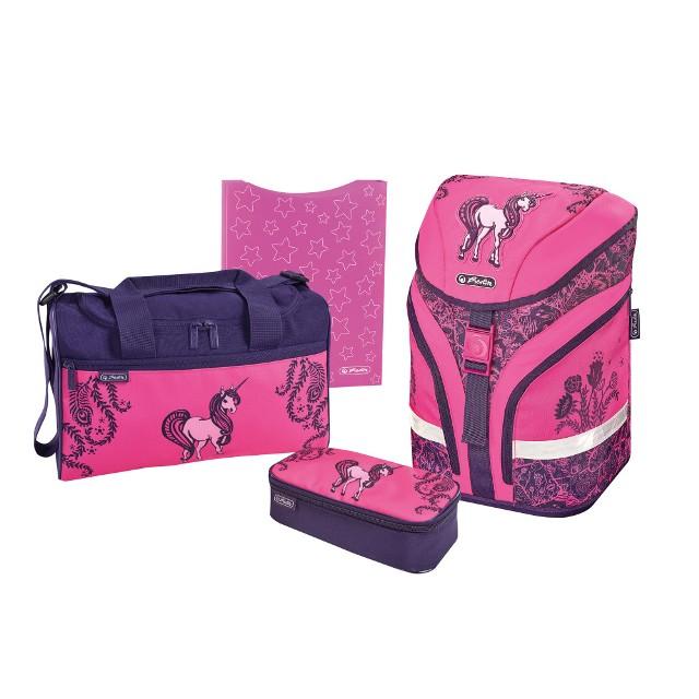 Školní batoh motion jednorožec - set 06d56a3085