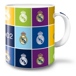 Ars Una Hrnek Real Madrid color