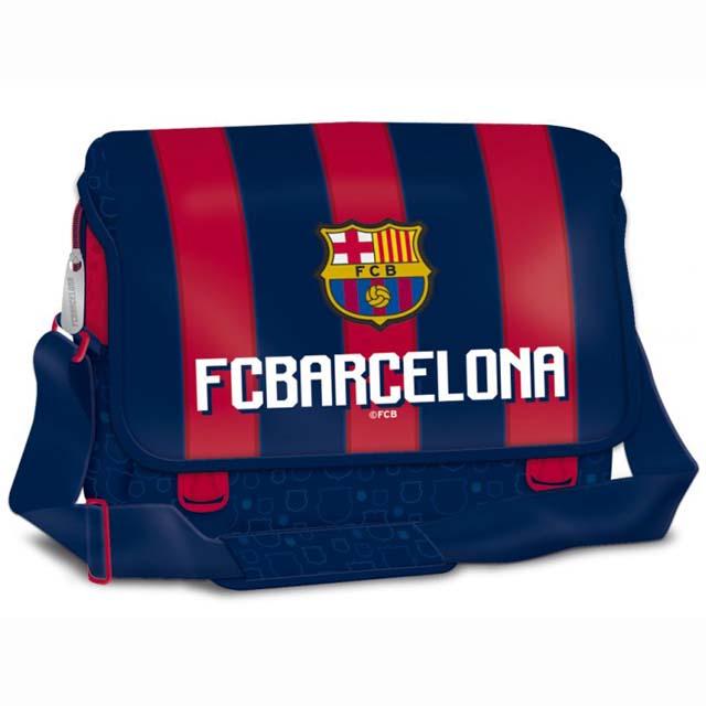 Ars Una Školní taška přes rameno FC Barcelona d7818f8755
