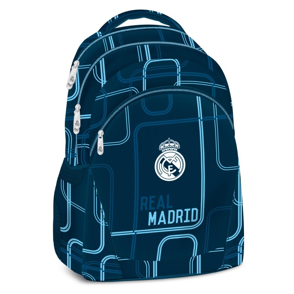 dd83115684 Ars Una Školní batoh Real Madrid 3k 2017