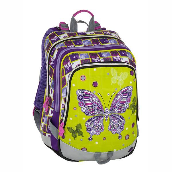 Bagmaster tříkomorový školní batoh ALFA pro prvňáčky 8271e34c43