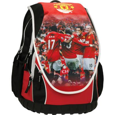 Sun Ce anatomický školní batoh ABB - Manchester United FC a13e001ef3