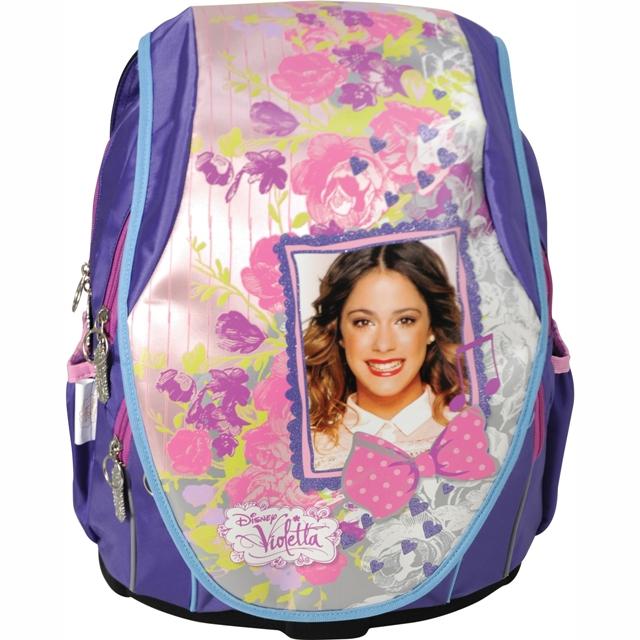 Sun Ce anatomický školní batoh ABB - Disney Violetta  bf301d430a