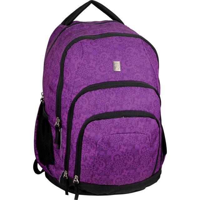 ba97eb06051 Sun Ce studentský batoh fialový s potiskem - Sci-fi