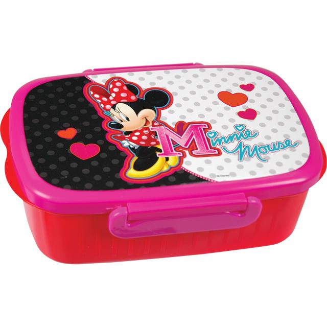 Sun Ce box na svačinu  - Disney Minnie