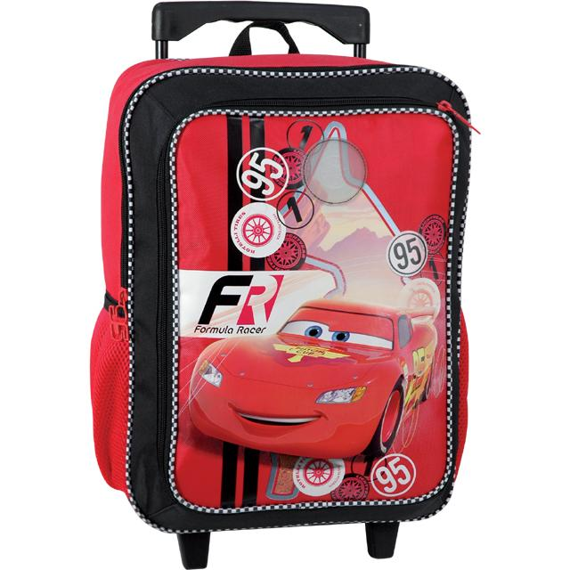 7a06f1ff08a Sun Ce junior batoh na kolečkách - Cars (Disney Auta)
