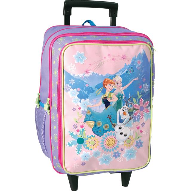 9ebb23cf036 Sun Ce školní batoh na kolečkách - Disney Ledové království (Frozen)