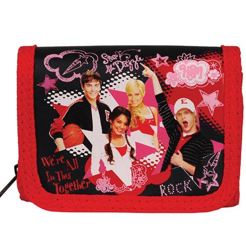 Sun Ce peněženka - Disney High School Musical. Výprodej 2945dd88a1