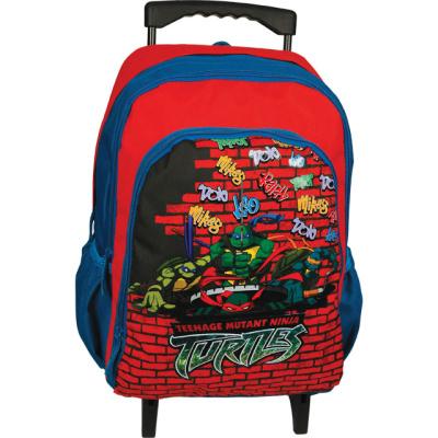 907b9e042dc Sun Ce školní batoh na kolečkách - Želvy Ninja