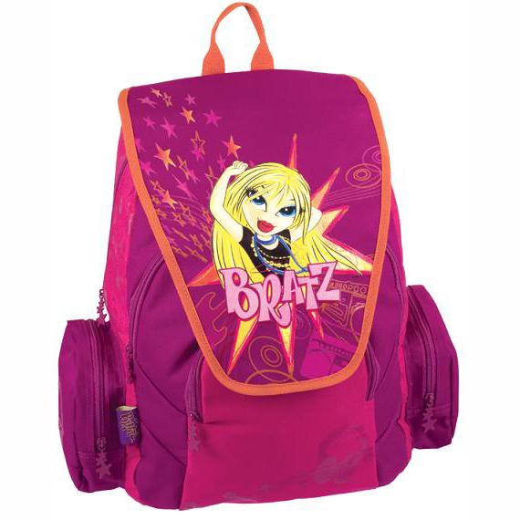 Sun Ce E.V.A. školní batoh - Bratz. Výprodej 252553c436