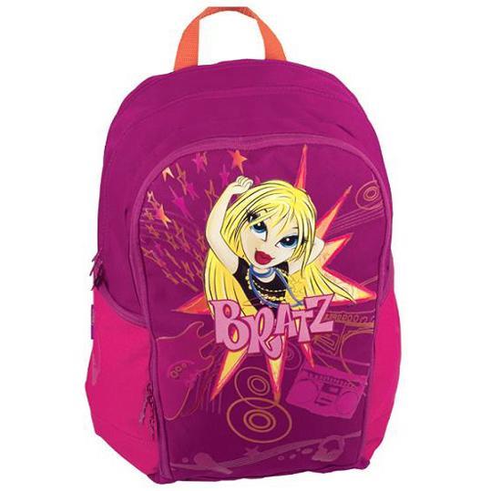 Sun Ce školní batoh - Bratz. Výprodej 73f84e4d86