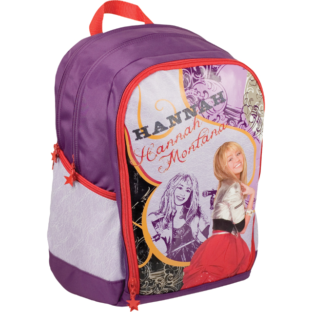 Sun Ce školní batoh - Disney Hannah Montana. Výprodej 25cc6df2e4