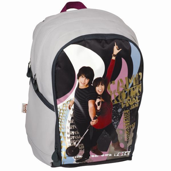 Sun Ce školní batoh - Disney Camp Rock. Výprodej 60b3f55363