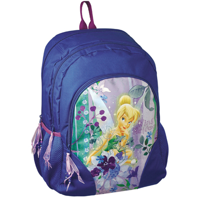 Sun Ce E.V.A. školní batoh - Disney Víla Zvonilka (Fairies) 4a3f98c424