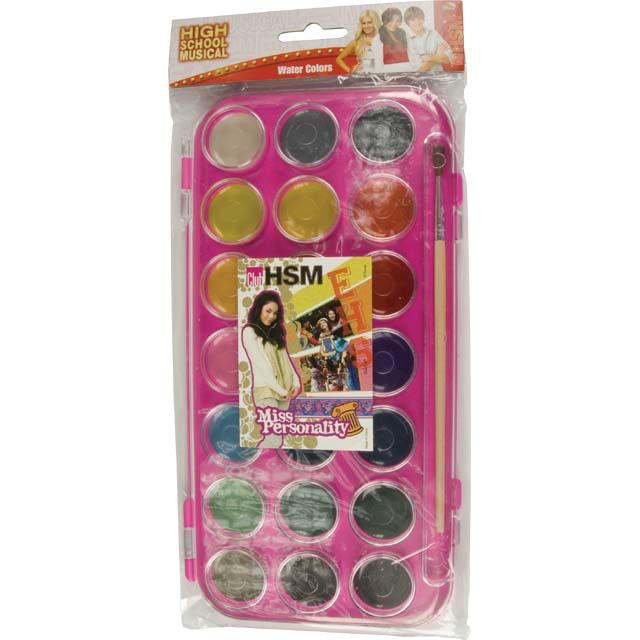 Sun Ce vodovky 21 barev - Disney High School Musical. Výprodej dce1805b34