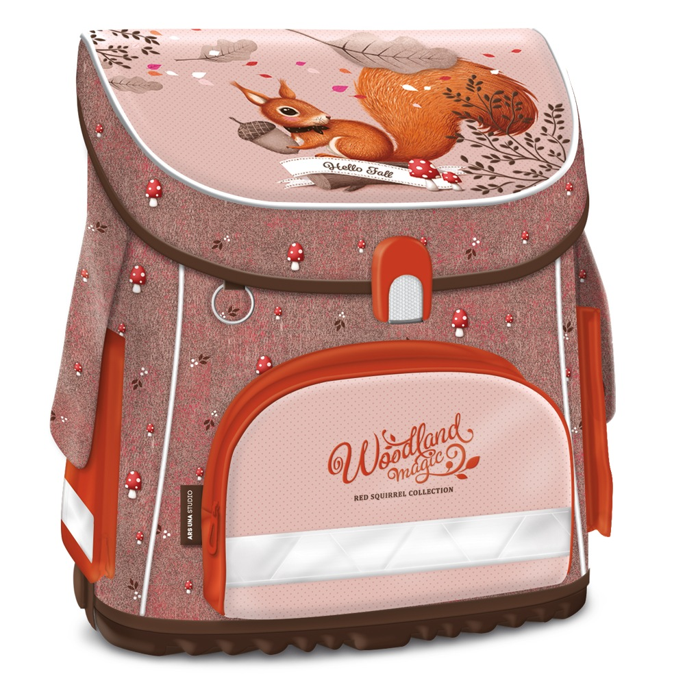 Ars Una Aktovka Veverka Woodland Magic magnetic  19eb5215b0