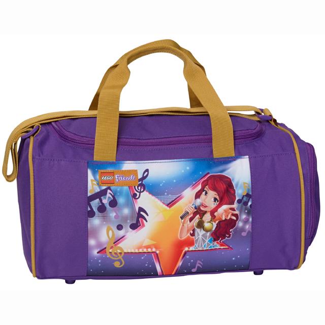 dbc22b817f2 LEGO Friends PopStar - sportovní taška